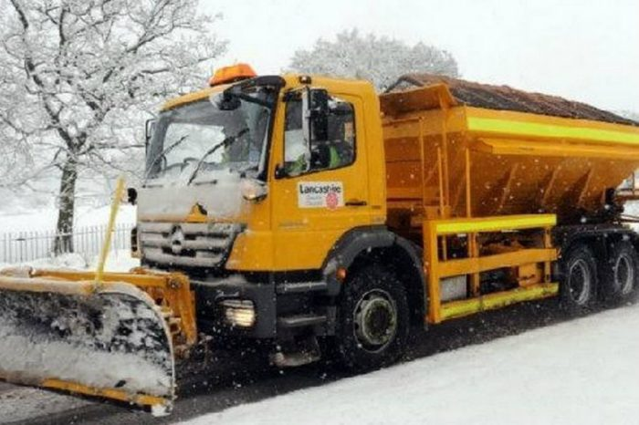 Lancashire council saved £82k by cutting back on gritting county roads last winter