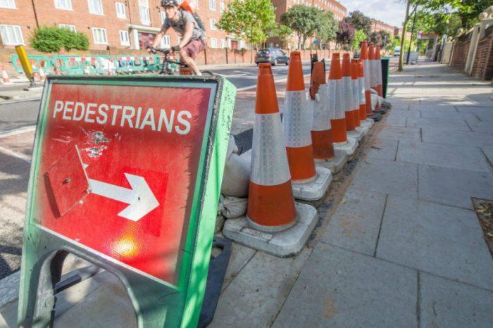 London roads maintenance backlog tops £1bn