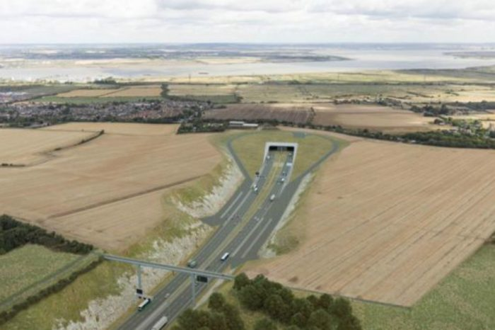 Highways England heads underground to test conditions for new Thames tunnel