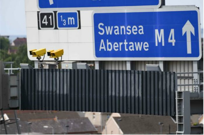 Speed cameras could be installed on more of Wales' roads to reduce pollution
