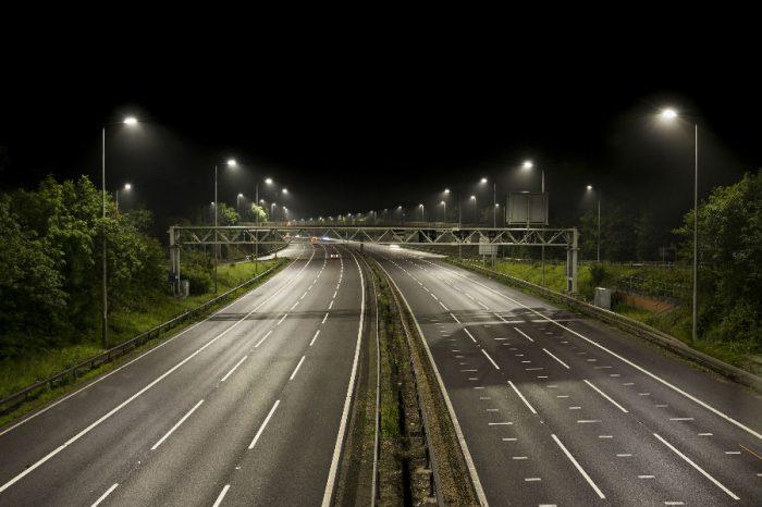 CU Phosco Lighting | M42 SMART Motorway LED Replacement Scheme
