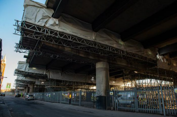 Massive step forward for nightmare M5 motorway work
