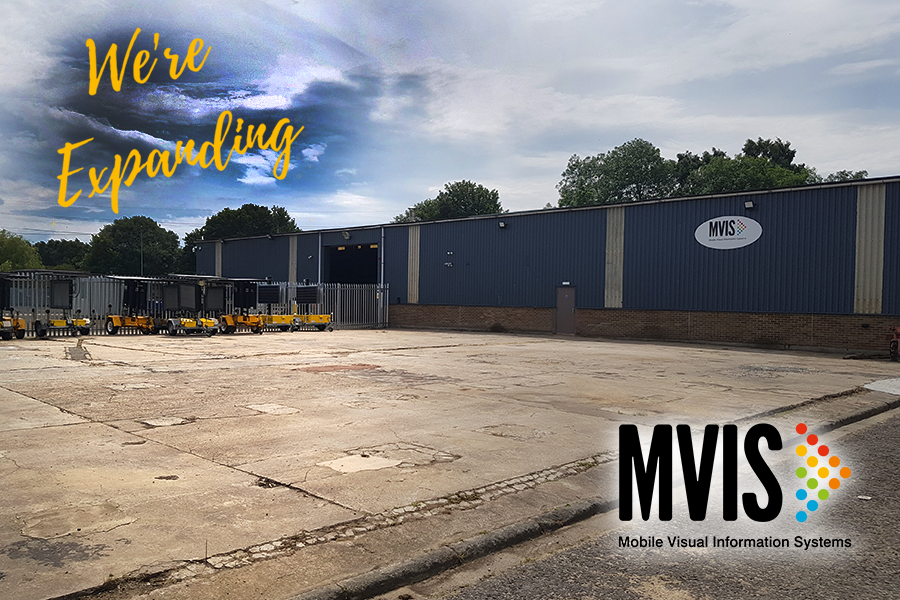 MVIS    Expansion sees a new depot opened in the North East