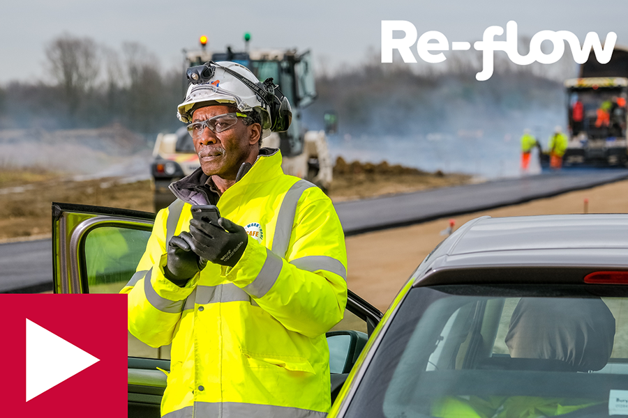 Re-flow   WATCH : Improving compliance, while saving time, money and ultimately, lives