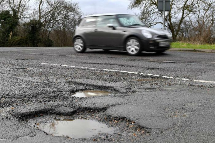 More than one in three road schemes cancelled and delayed, Highways England says