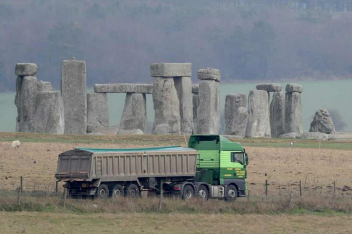 Stonehenge £2bn road tunnel project funding uncertain, MPs warn
