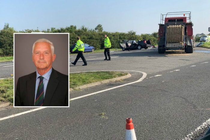 Councillor calls for urgent action to fix 'lethal' A1 junctions after five injured in horror crash near Alnwick