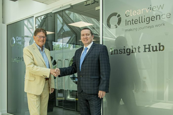 Clearview Intelligence | Clearview demonstrates ITS commitment to innovation excellence