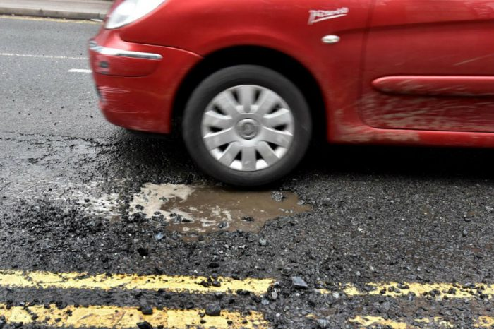 £10m spent on fixing East Lancs roads - but still thousands of complaints made