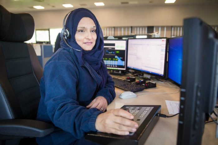 An eye for detail – meet Highways England's control room operator and star baker