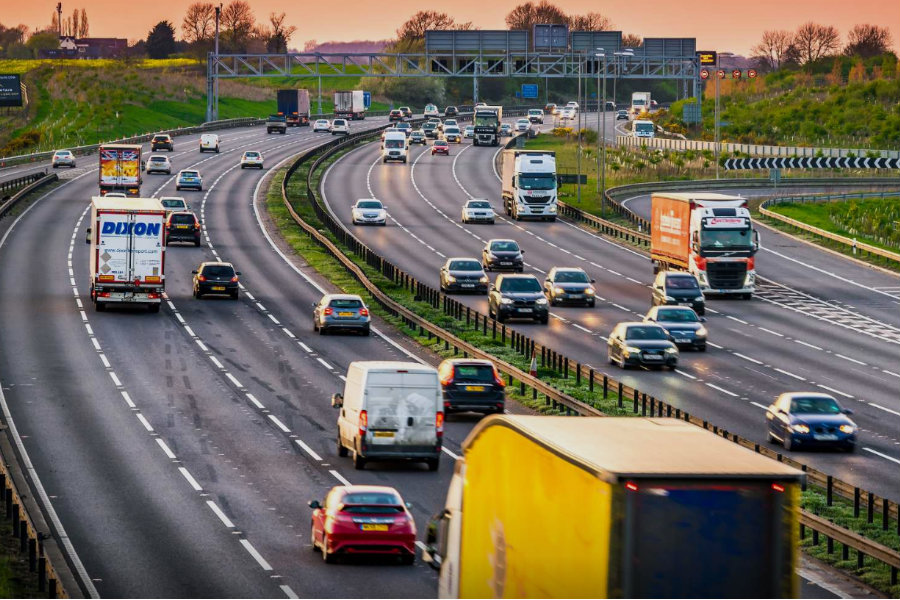 M1 safety initiative sees accident rate fall by a third