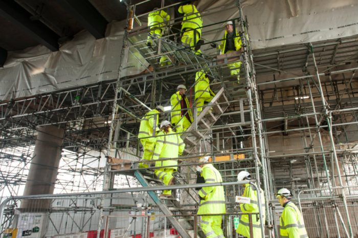 Building bridges with the next generation of repair teams