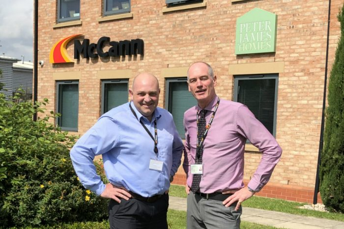 McCann | Double Stroke Survivor on the Road to Recovery thanks to Continued Support Package from Employer