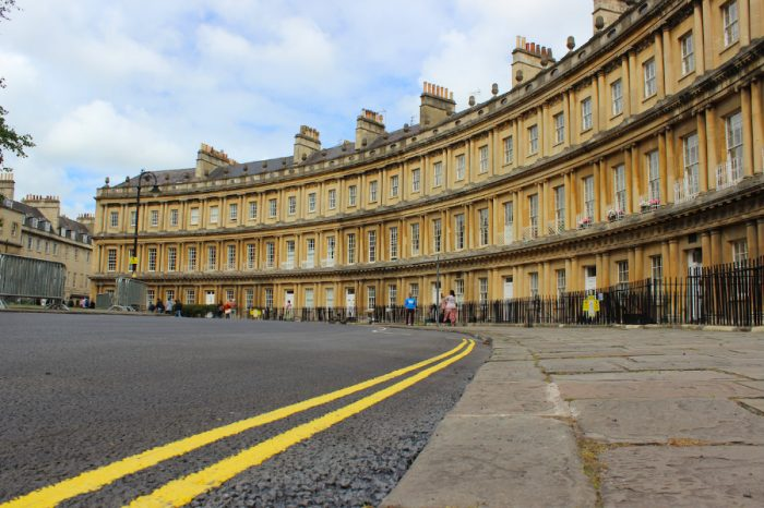 Miles Macadam | Historic Bath Circus Resurfacing Project Completed