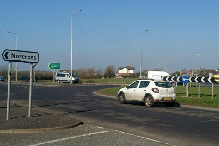 Main work for £5 million A585 junction transformation to start