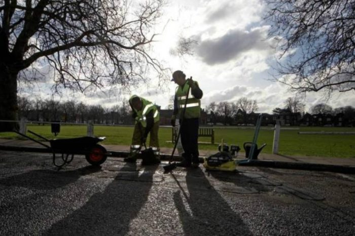 More than £500k invested on repairing and improving Richmond roads in past year