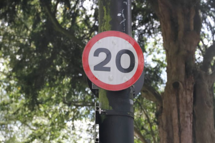 Almost 100 drivers fined after 20mph motorway limit set by mistake