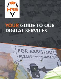 HRS digital services brochure