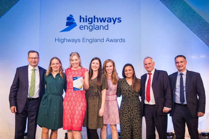 Celebrating success – nominations open for Highways England awards