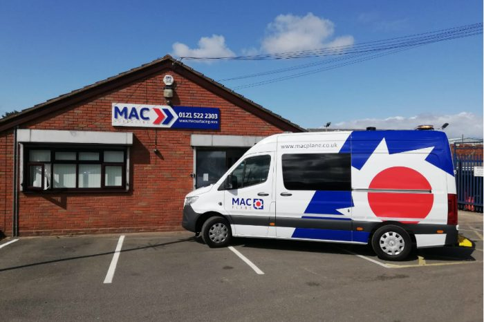 MAC PLANE | Safety and Quality paves the way for success