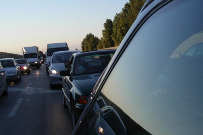 Extra 3.6m cars are the scourge of Britains roads say councils