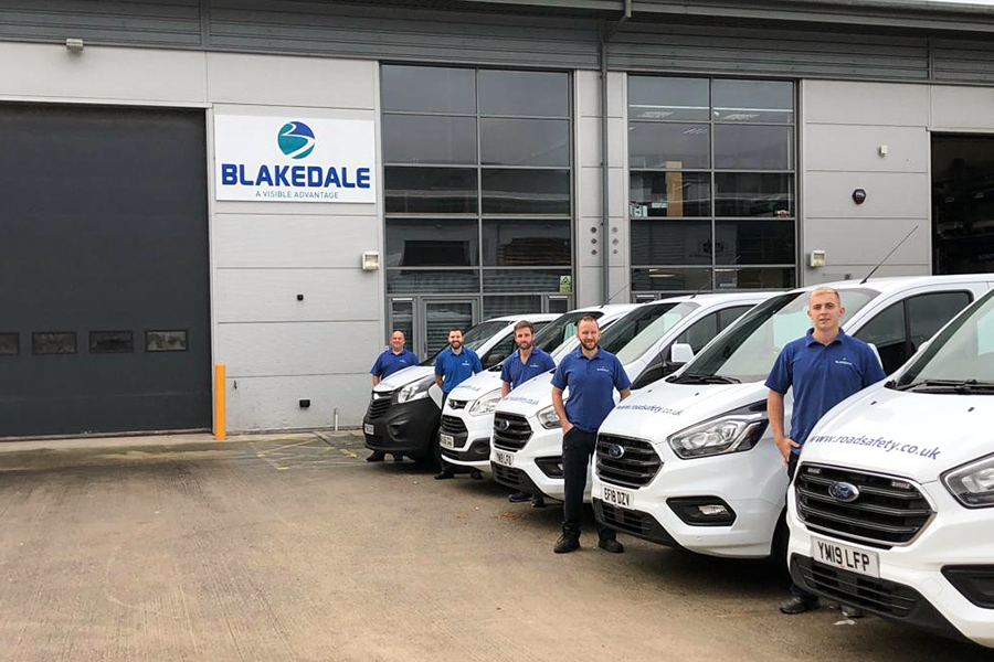 The new Blakedale facility will enable company growth
