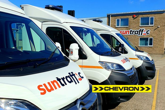 Chevron TM | Chevron Traffic Management Ltd. acquires Somerset based Sun Traffic Ltd.