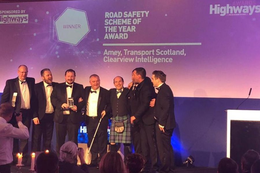 Clearview Intelligence | Double celebration for Clearview at industry awards
