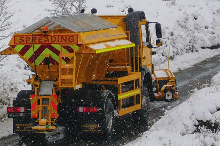 Exactrak | Keeping Drivers Safe this Winter Season