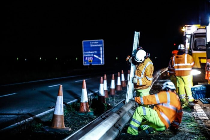 Highways England launch new approach to managing and improving roads in the East of England