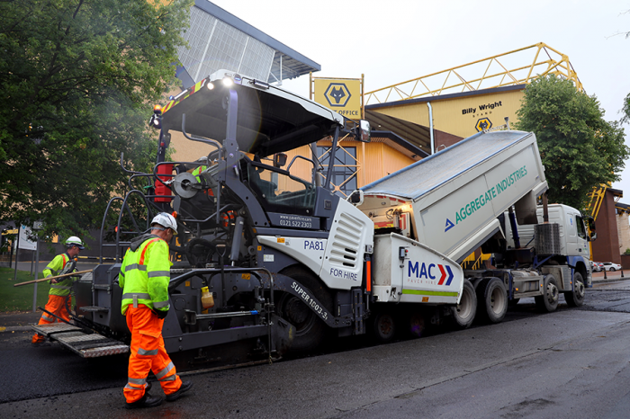 MAC Surfacing | What makes your decision when it comes to Paver Hire?