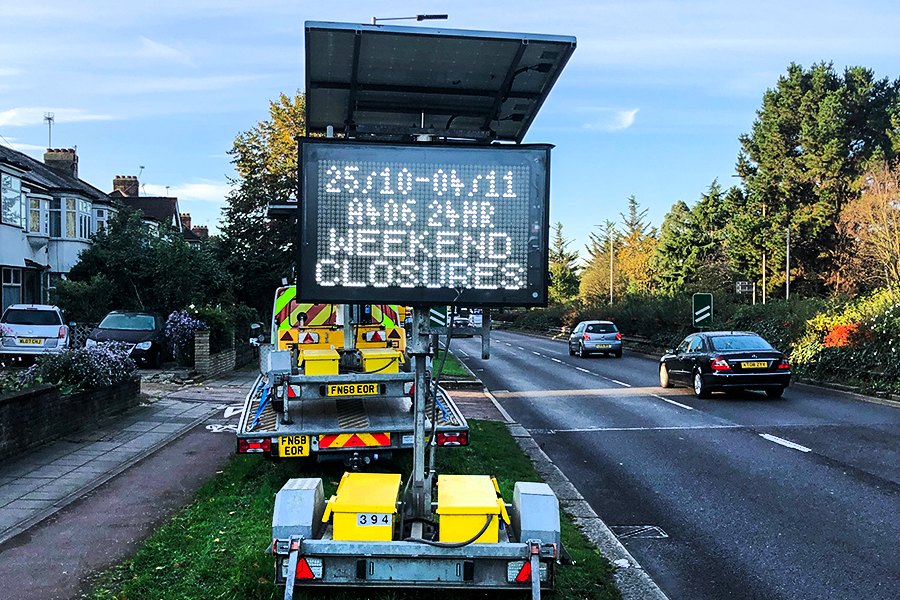 MVIS | Exciting times see a return to Highways UK for 2019