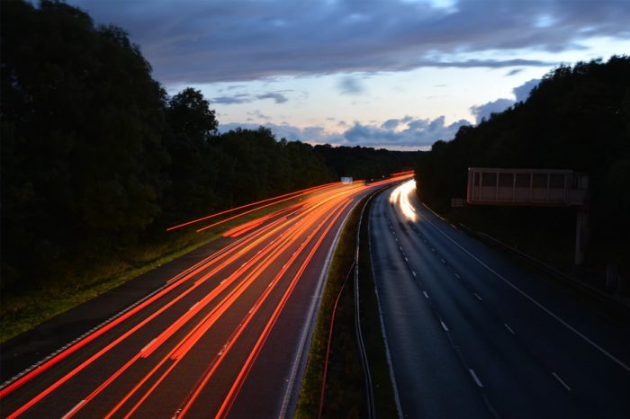 Highways England warn motorists using the M27 this weekend