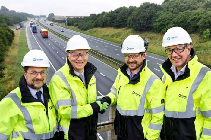 Tarmac secure new A1(M) contract extension
