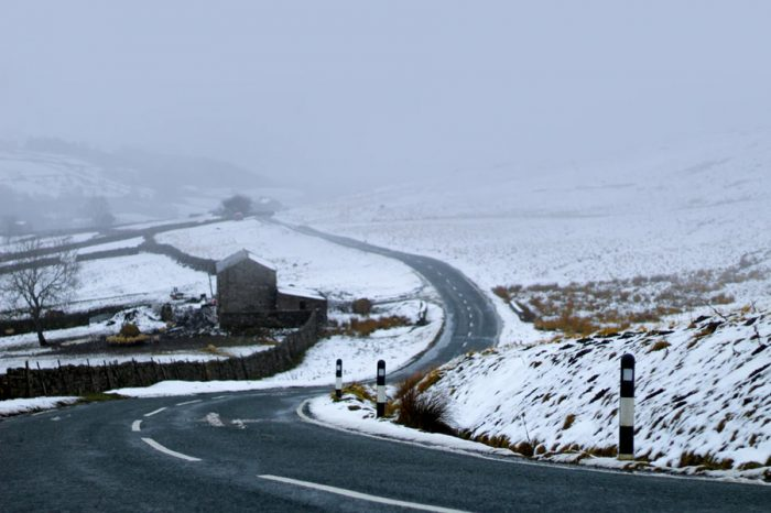 Preparations being made for winter across North Yorkshire