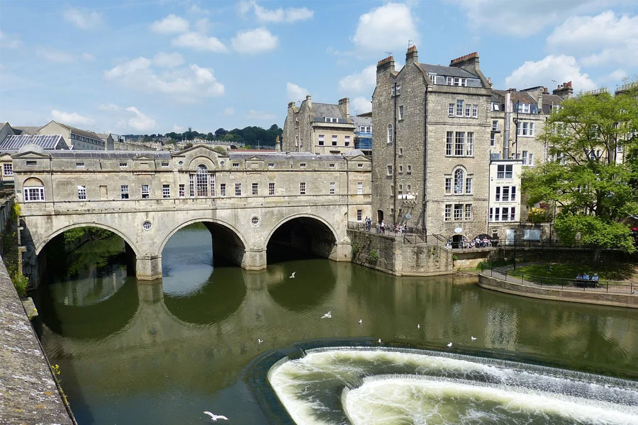 Bath City Centre to see a dramatic change
