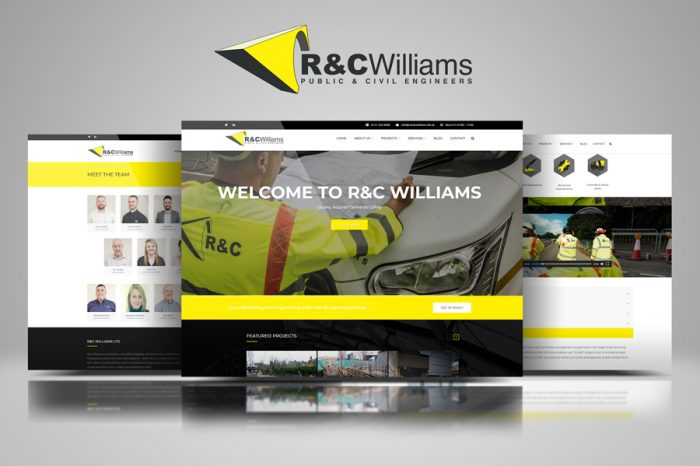 R&C Williams | Proud to announce the launch of their new website