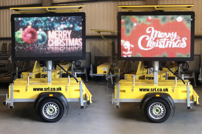 SRL | Thinking outside the box with festive Colour VMS