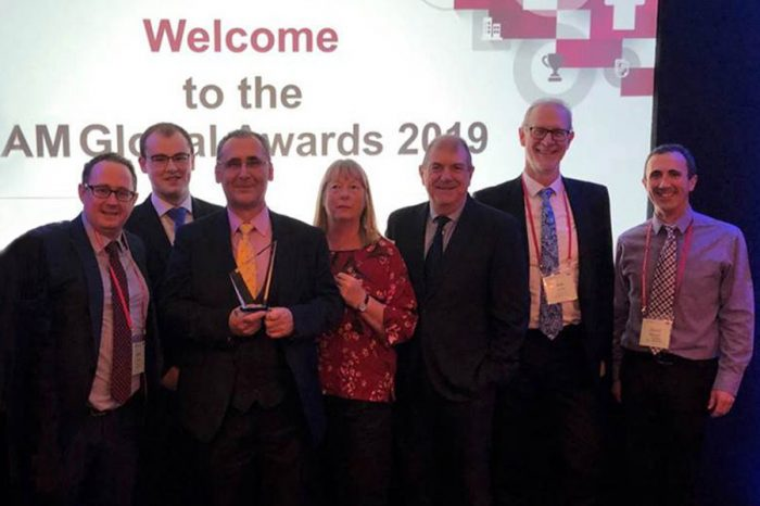 Transport for Buckinghamshire scoops a National Award