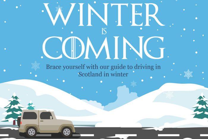 Winter Driving Tips & Car Essentials