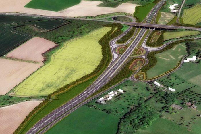 Villagers fear over £100 million highways scheme