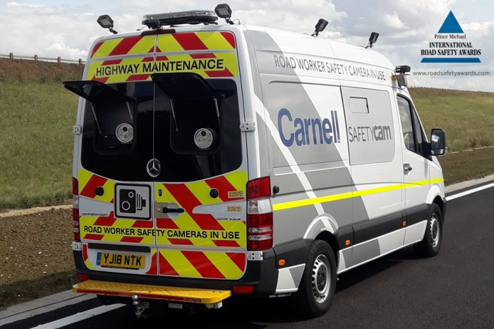 Carnell | SAFETYcam secures successful court convictions and picks up international road safety award