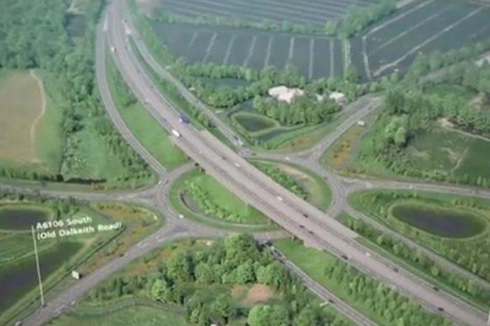 Edinburgh bypass interchange has plans for major upgrades