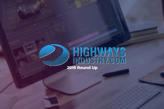 HighwaysIndustry.Com | Thank you for your support here's our 2019 highlights