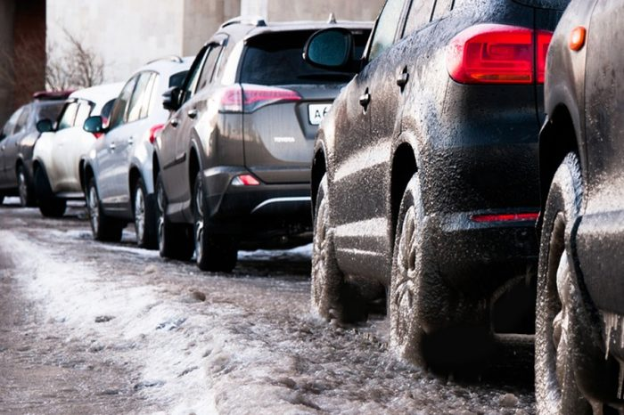 Drivers urged to take extra care on icy roads
