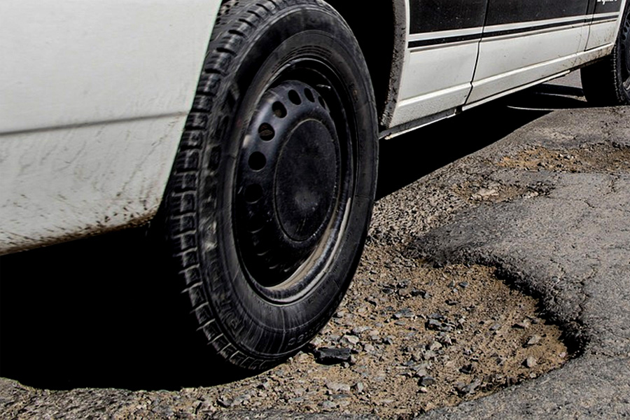Lockdown results in almost 1,000 Suffolk pothole repairs