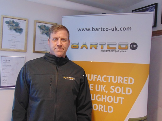 Tim Hill of Bartco UK