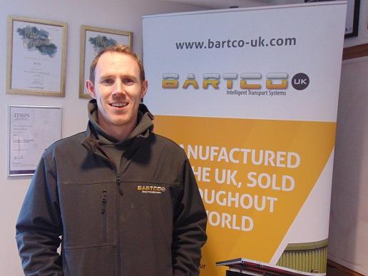 Tom Hooton of Bartco UK