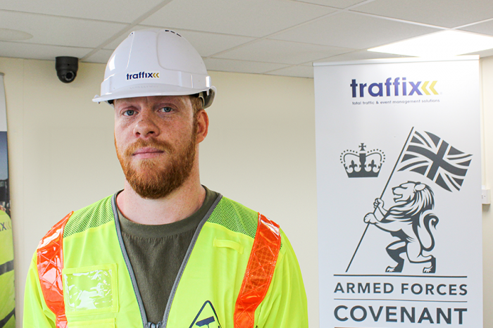 Traffix Armed Forces Joey Thomas