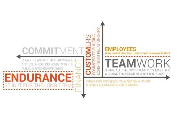TLS company values shapes their future